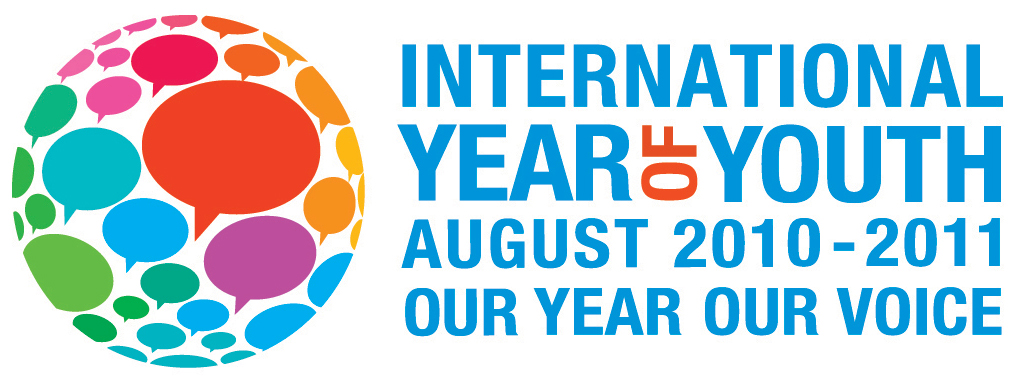 The International Year of Youth 2010-2011 Logo