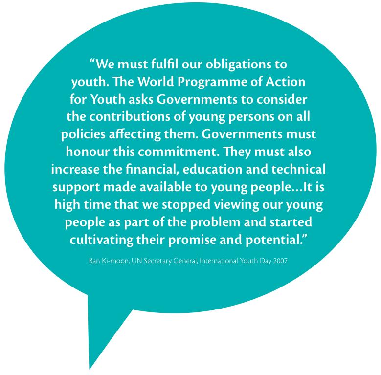 Quote Ban Ki Moon Youthpolicy