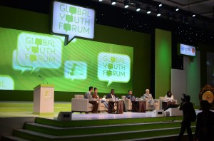 Global Youth Forum – Opening Panel