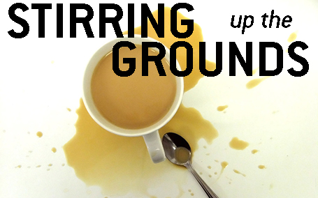 "Our new youthpolicy podcast ""Stirring up the grounds"""