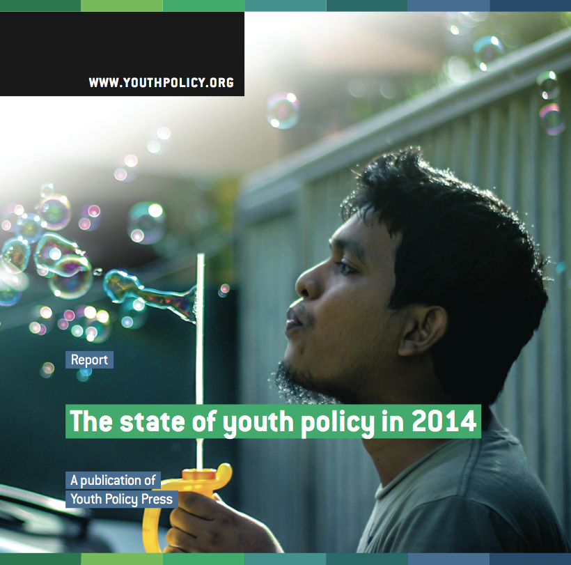 The state of youth policy in 2014 report