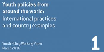 Working Paper 1 - Youth Policies from around the world