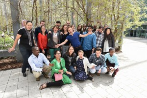The Global Young Researchers in Berlin, April 2014.